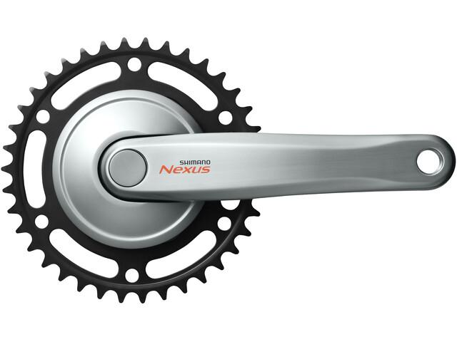 Shimano Nexus FC-C6000 Crank Set 38 tenner silver